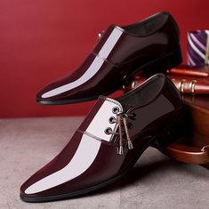 Scarpe formali in pelle verniciata