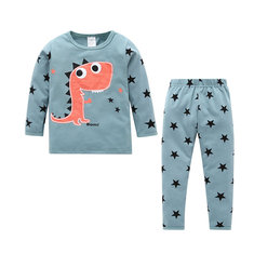 2Pcs Toddler Pajamas Set For 1Y-7Y