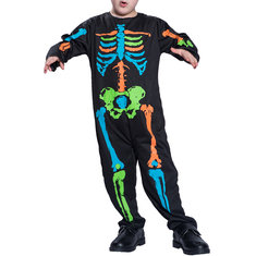 Halloween Boys Jumpsuit For 3Y-10Y
