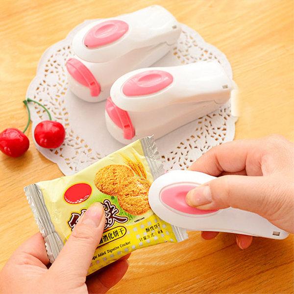 Mini sac en plastique Machine d'étanchéité à la chaleur