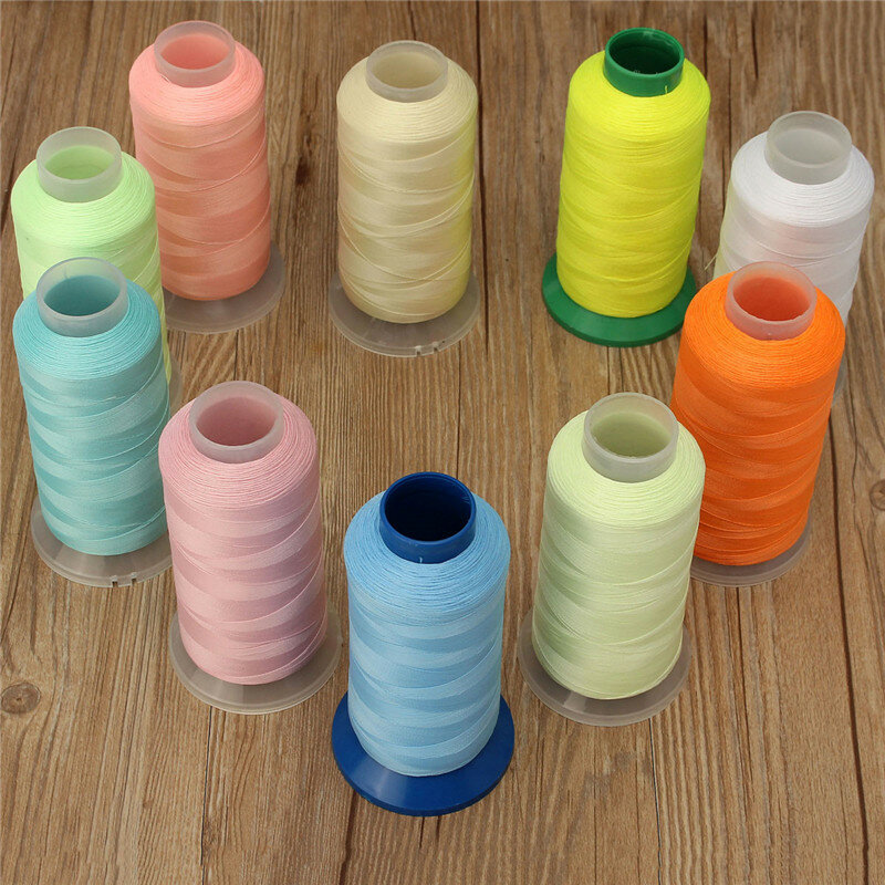 glow sewing thread
