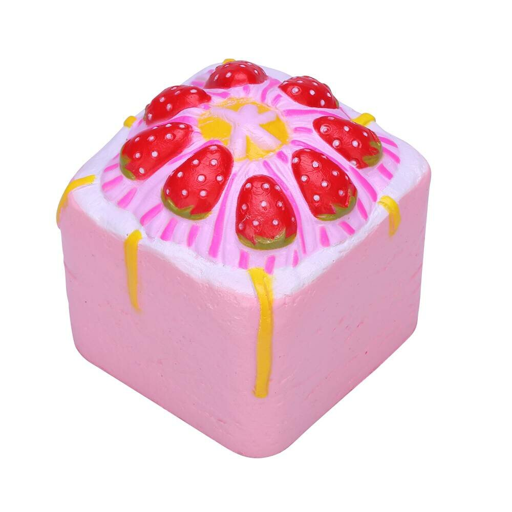 Vlampo_Squishy_Jumbo_Strawberry_Cake_Slow_Rising_Original_Packaging_Cube_Cake_Collection_Toy_Gift