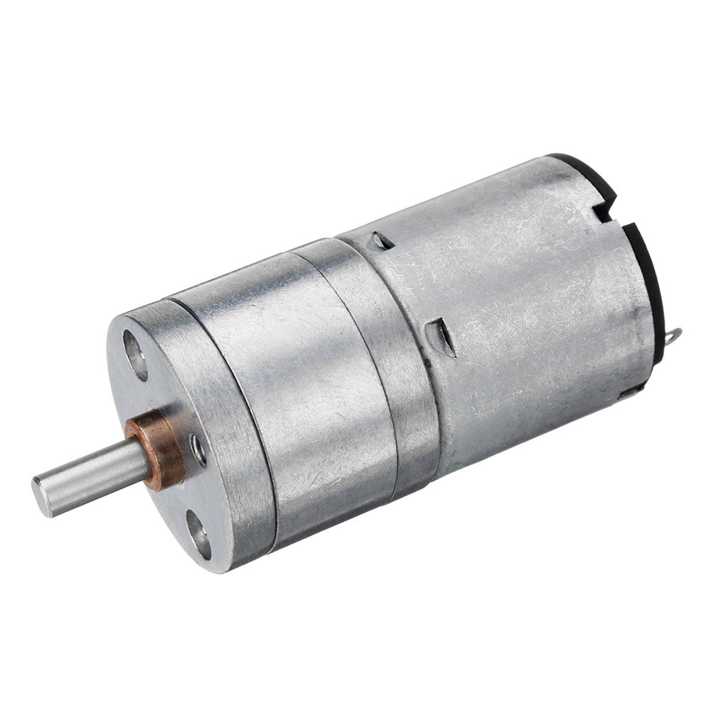 Chihai_GM252425_6V_230rpm_135_Ratio_DC_Motor_Micro_Strong_Magnetic_Carbon_Brush_Reduction_Motor