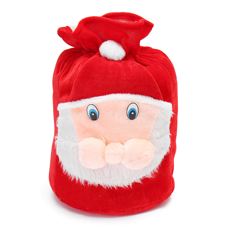 Christmas Party Home Decoration Santa Claus Gift Candy Bag For Children Gift Toys