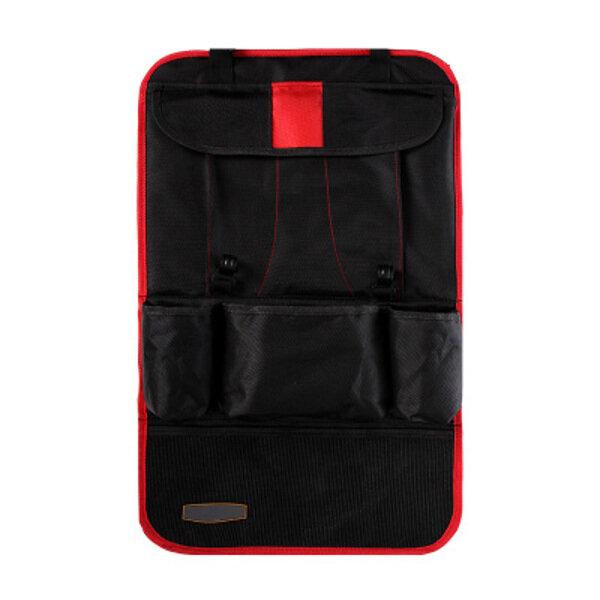 自動バックカーシートバッグオーガナイザーホルダーマルチポケットトラベルストレージハンギングバッグ