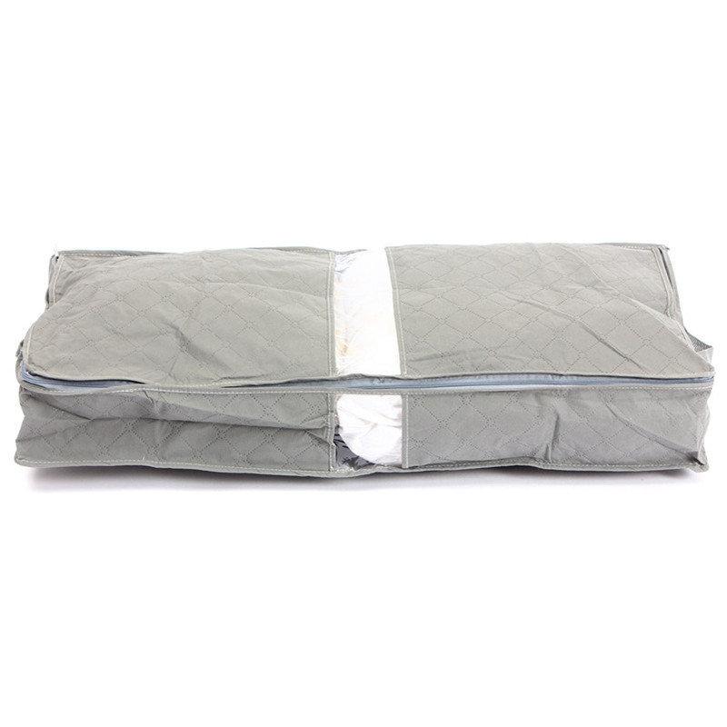 IPRee® Under-Bed Organizer Quilt Kleidung Aufbewahrungstasche