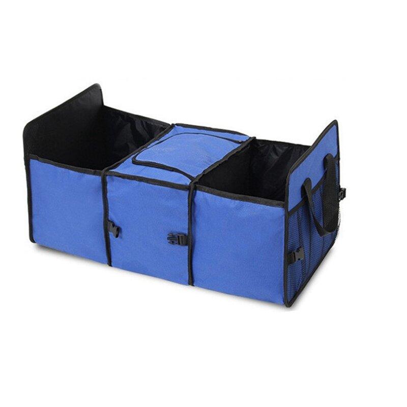 車の野外活動のための防水断熱機能を備えたオックスフォード布の収納バッグ