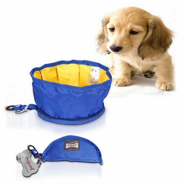 折りたたみ可能な防水ペット犬用ボウルポータブルトラベルボウルペット用折りたたみ式拡張カップ皿