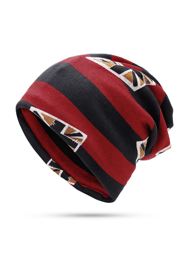 Women Winter Warm Wool Wild Useful Beanie Cap Outdoor Casual Shopping Cycling Windproof Hat