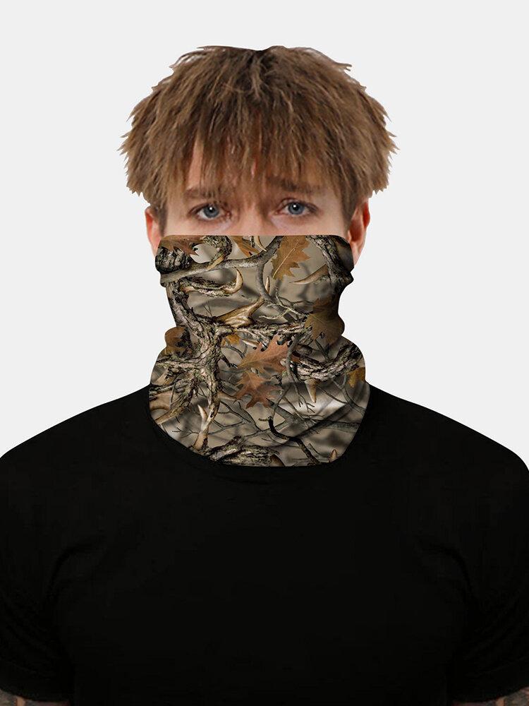 印刷登山防虫マスク多機能ヘッドバンド手首キャップスカーフ