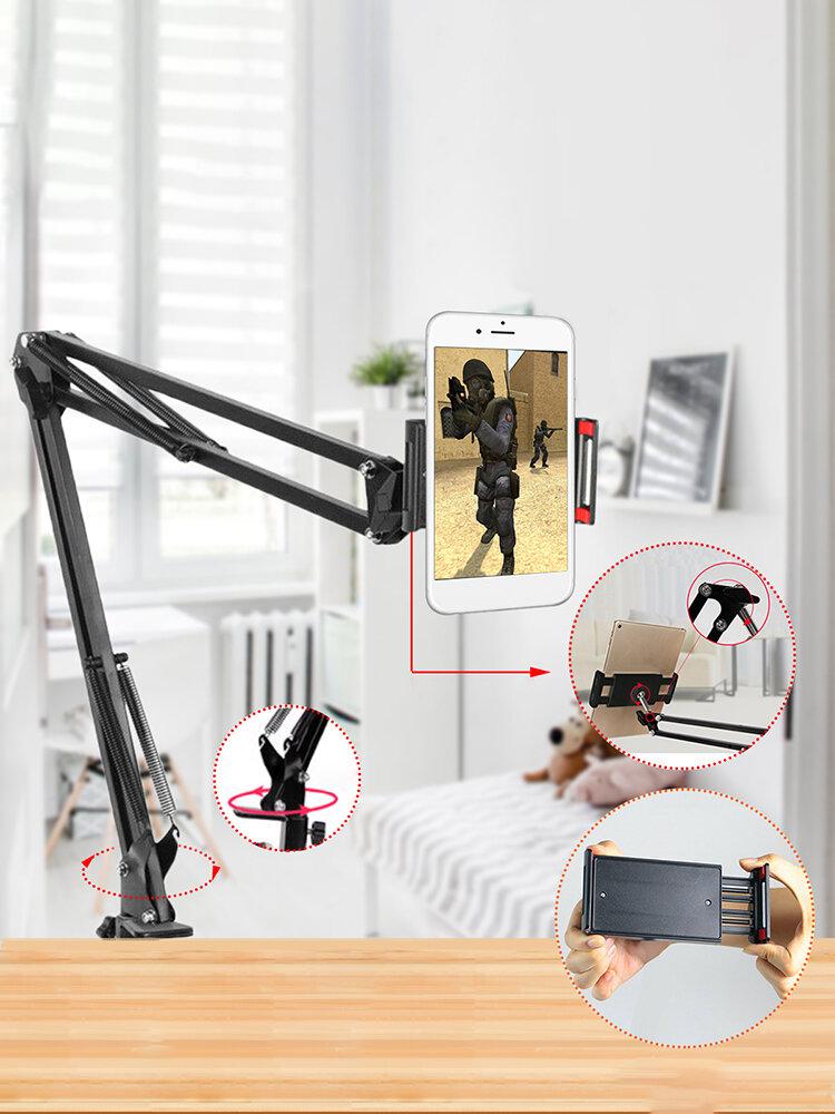 1PC Adjustable Durable Tablet Stand Phone Holder Lazy Bracket for Tablets Phones