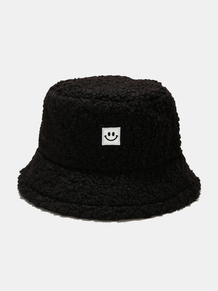 Women & Men Solid Color Casual Soft All-match Outdoor Bucket Hat