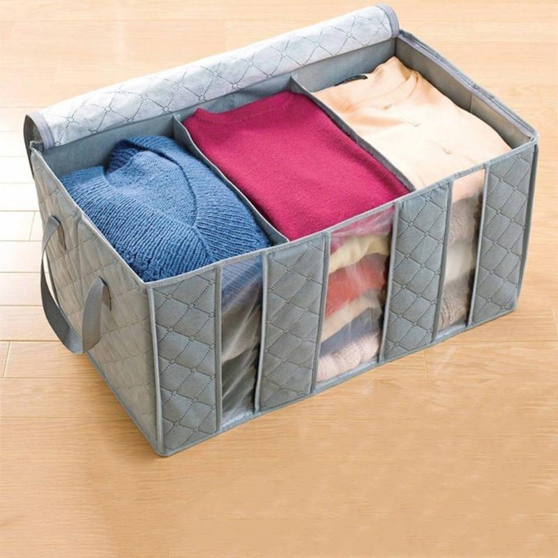 65L Storage Bag Clothing Sorting Bags