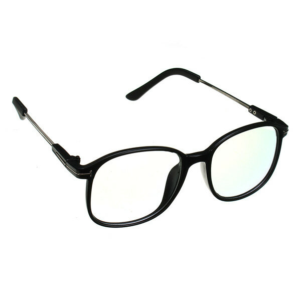 Men Women Transparent Eyeglass Frame Full Rim Spectacles Clear Glasses Eyewear