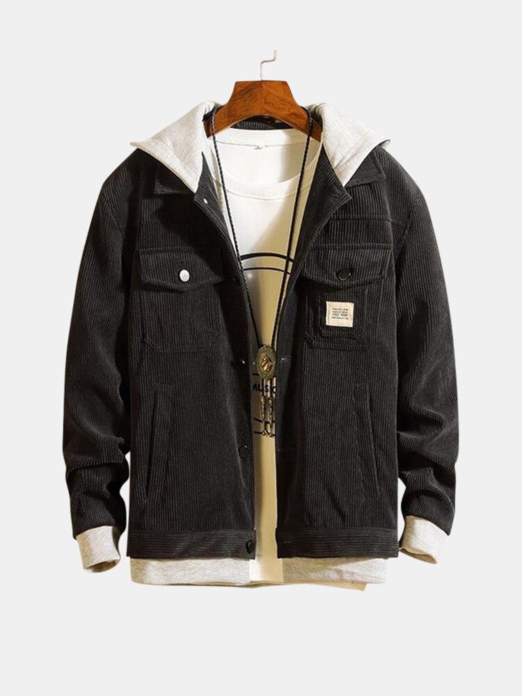 Mens Slim Trend Casual clothes New trend Jacket cowboy Baseball clothing Jacket
