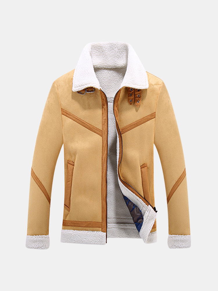 Casual_Business_Jacket_Lapel_Collar_Thicken_Fleece_Soft_Leather_Jacket_for_Men
