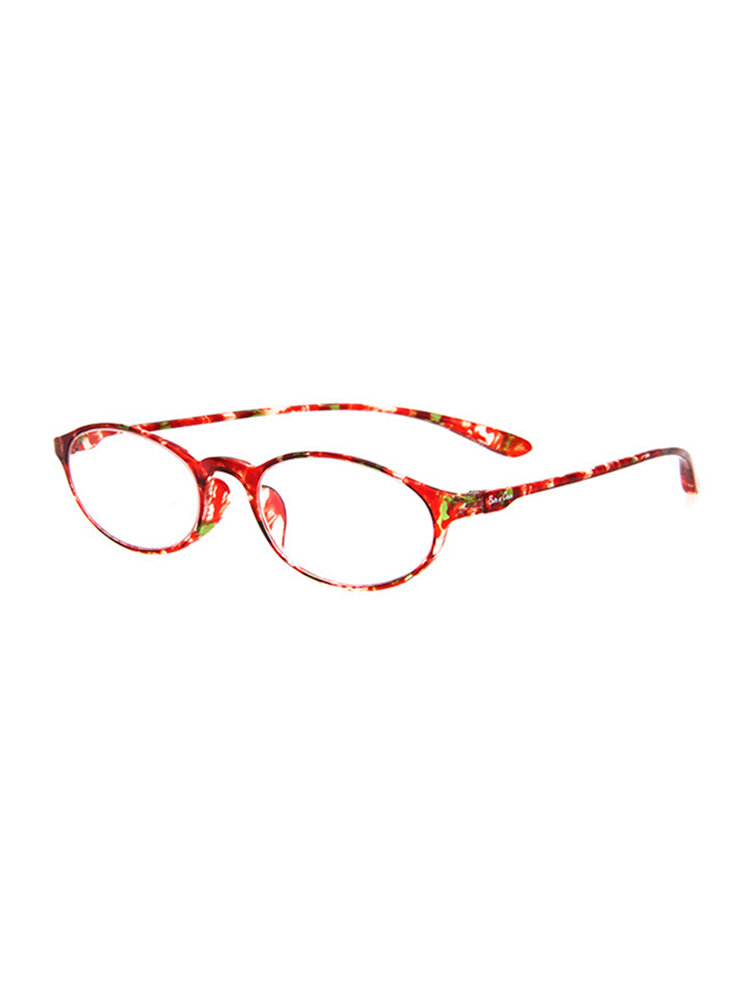 Women Mens Reading Glasses Full-frame Light Weight Foldable Presbyopic Glasses