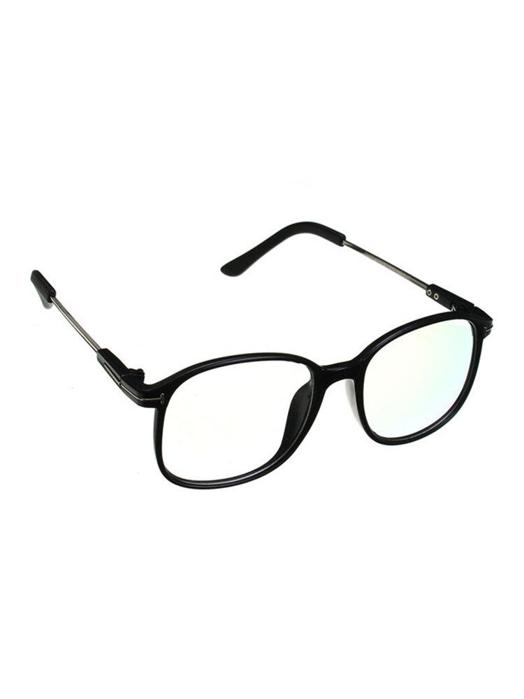 Men Women Transparent Eyeglass Frame Full Rim Spectacles Clear Glasses Eyewear