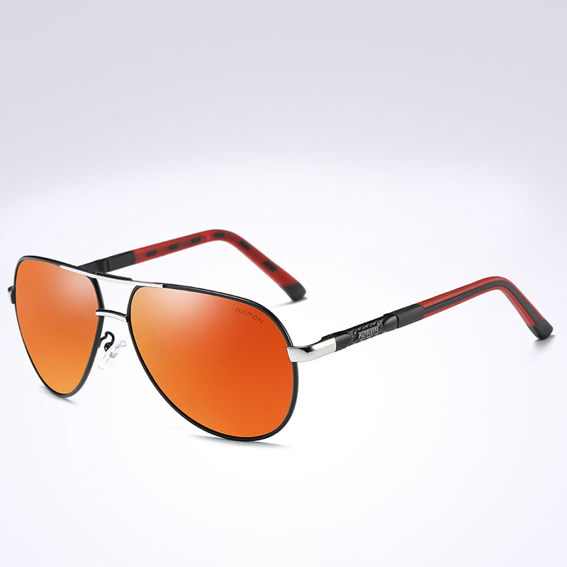 Mens Womens Polarized Anti-UV Sunglasses Fashion Outdoor Eyeglasses Casual Vacation Sunglasses