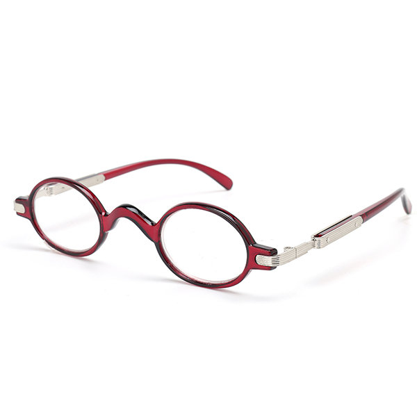 Mens Womens Round Oval Reading Glasses Colorful Fashion Cute Computer Presbyopic Glasses