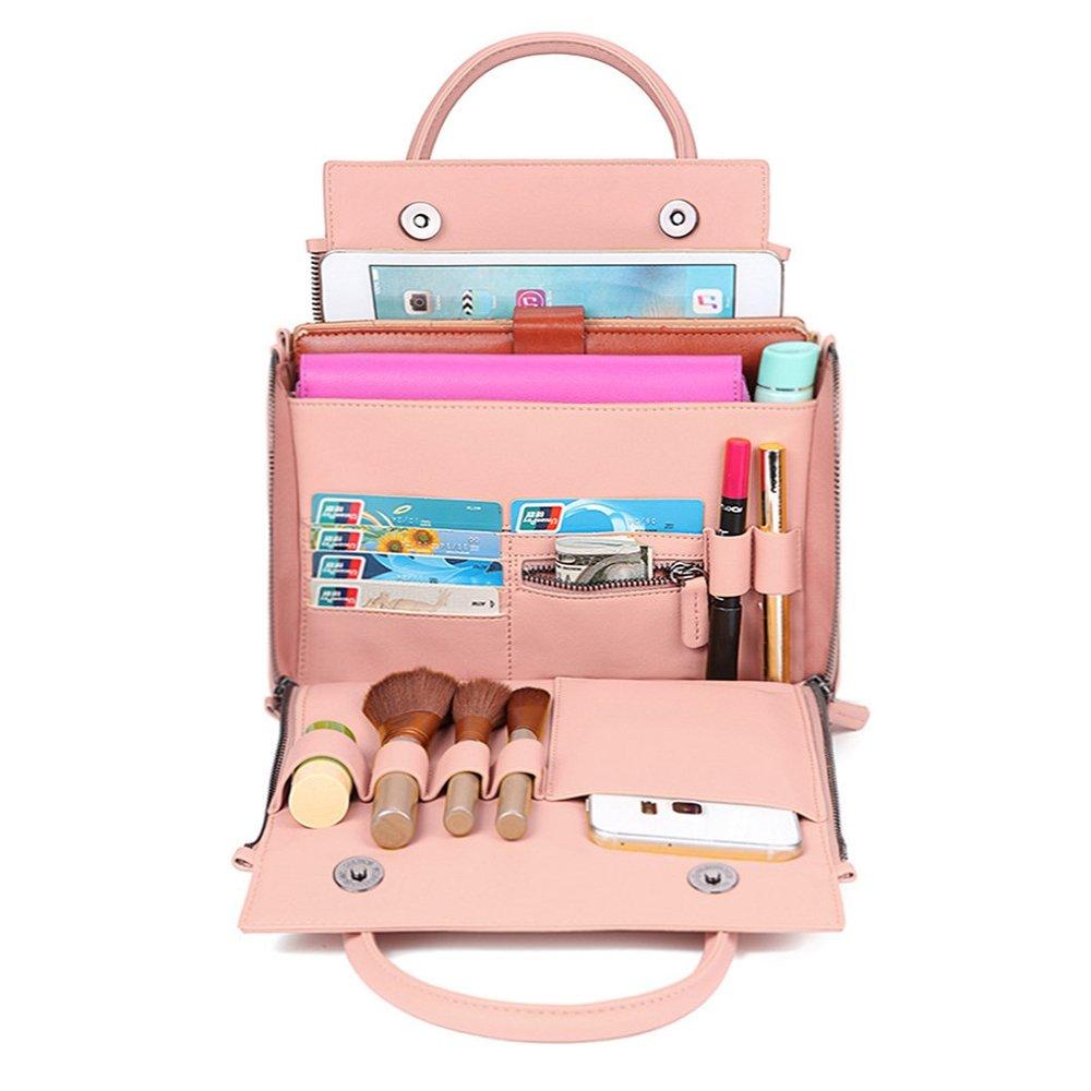 Dreame Women Solid Cosmetic Handbag