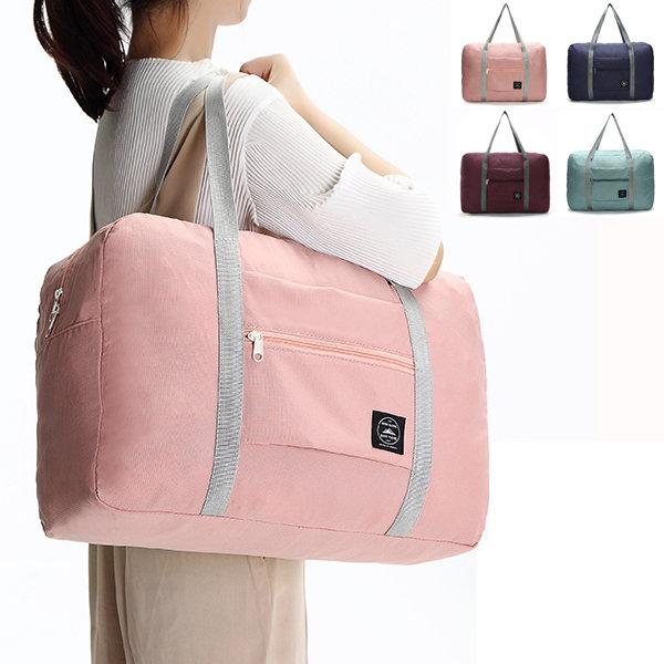 النساء الرجال للطي ضد للماء حقائب الأمتعة للجنسين سليمالجسم حقيبة حقائب السفر في الهواء الطلق
