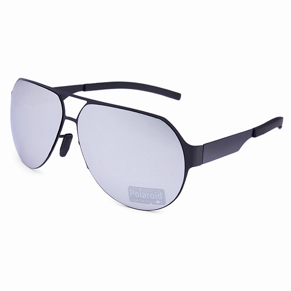 Men Polarized Metal Frame Sunglasses Outdoor Eyewears Accessories