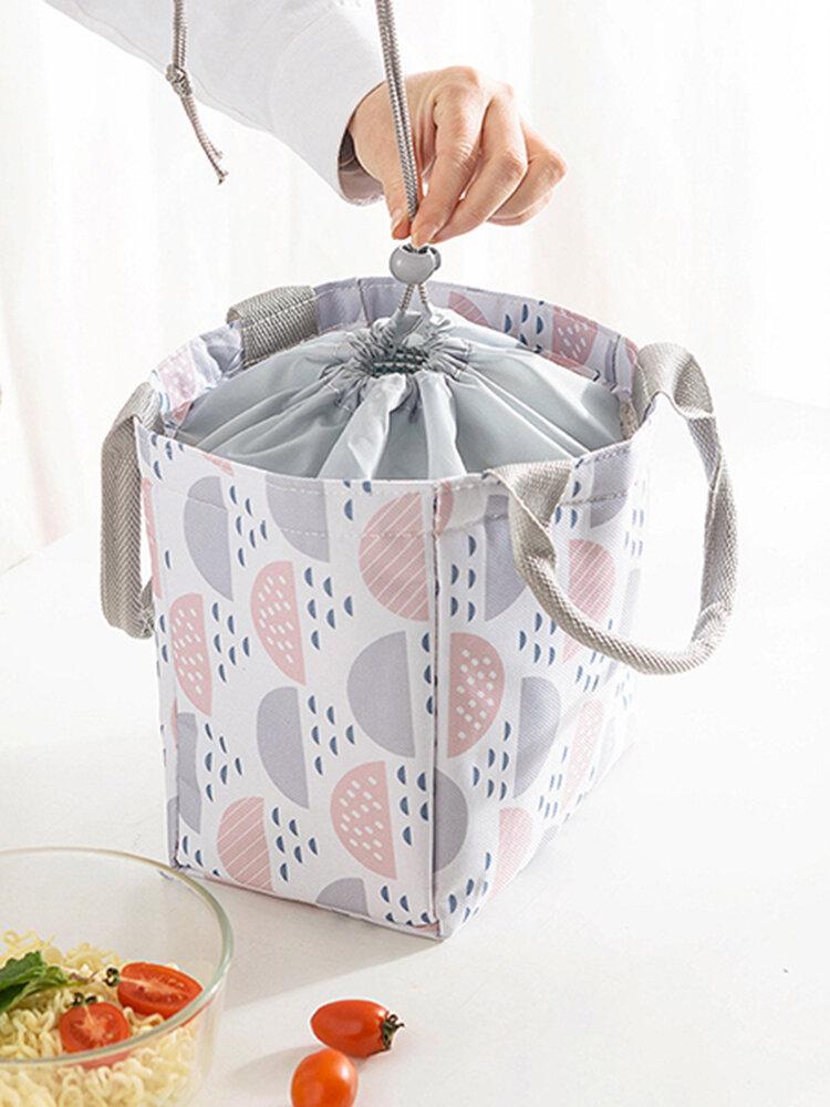 حقيبة نزهة خارجية من بانش رزمة ضد للماء حقيبة غداء محمولة طازجة وباردة