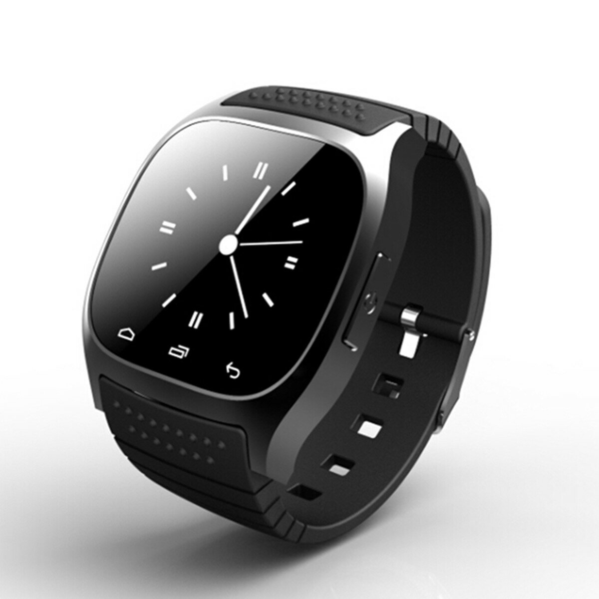 Unisex M26 Bluetooth R Watch Sms Anti Lost Smart Sport Mens Watches For Android