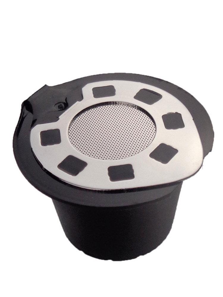 Многоразовая корзина фильтра капсул кофе Nespresso многоразового использования для кофемашины Nespresso