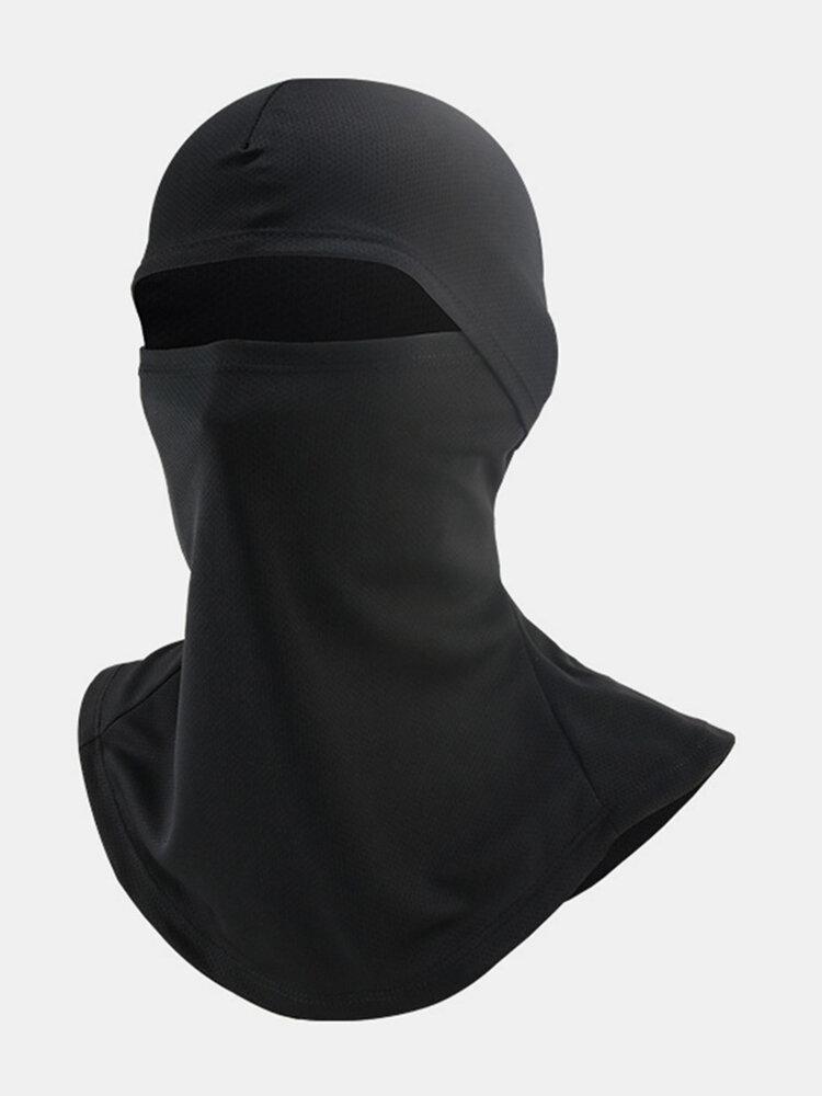 吸湿速乾アウトドア乗馬防風防塵マスク