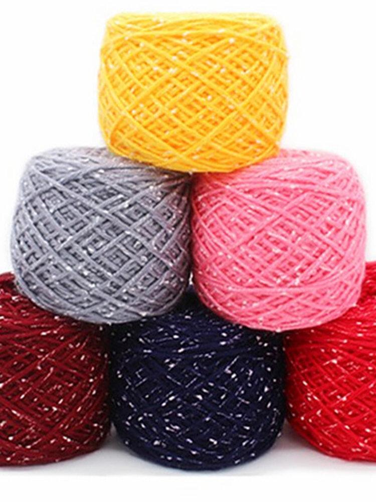 Natural Mohair Yarn for Hand Knitting Luxury Soft Hand Knitting Yarn Smooth Yarn Ball