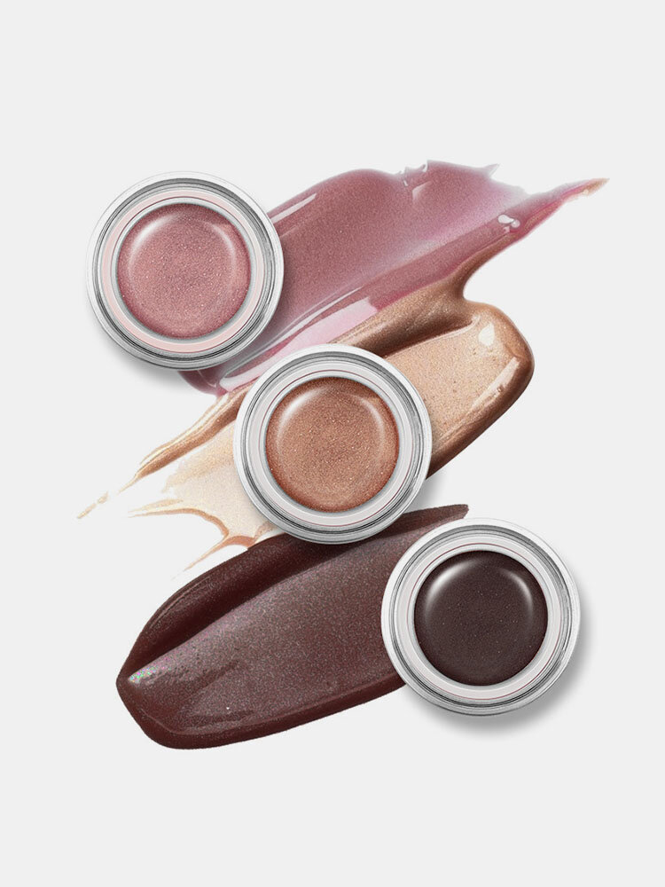 Barreled Monochrome Eyeshadow High-flash Pearlescent Eyeshadow Powder Shimmer Eyeshadow Eye Makeup