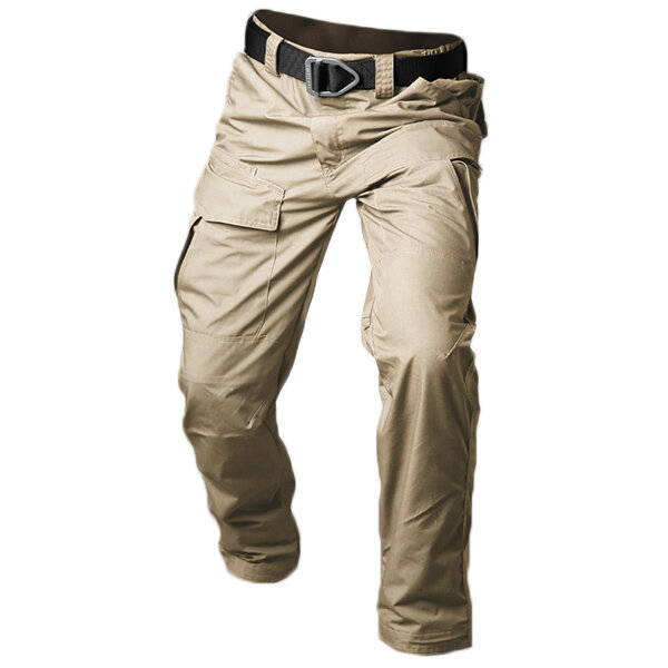 ad5a0a4e3f2cd Mens Outdoor Waterproof Multi-pocket Executive City Tactical Cargo Pants  Military Pants is Durable-NewChic