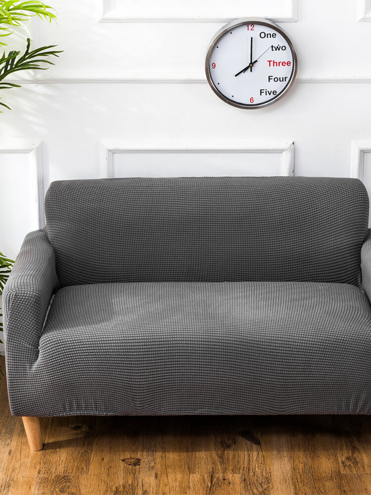 Winter Thickened Spandex Elastic Stretch Sofa Cover Slipcover Couch 1/2/3/4 Seater