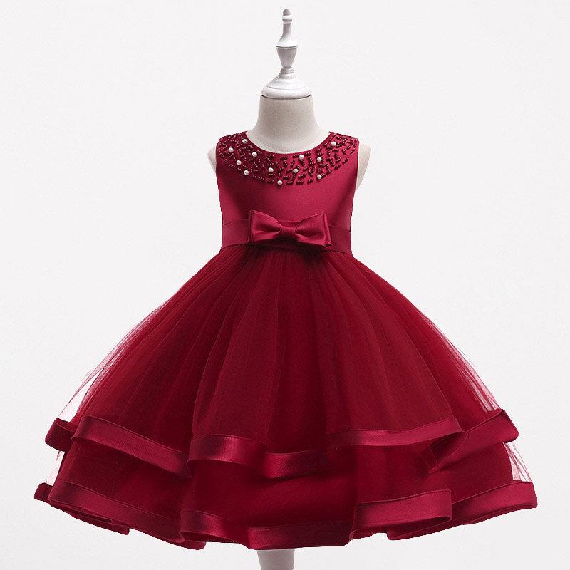 Toddler Christmas Dresses.Toddler Christmas Dresses Girls Princess Dress For 4y 13y