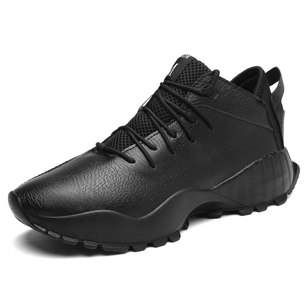 Men Light Weight Soft Lace Up Sport Casual Running Sneakers