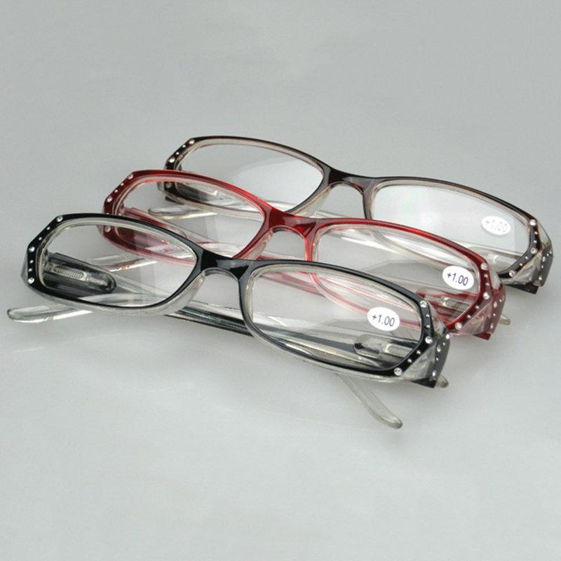Women_Reading_Eyeglasses_Diamond_Surround_Frame_Glasses_Hyperopia_Eyewear