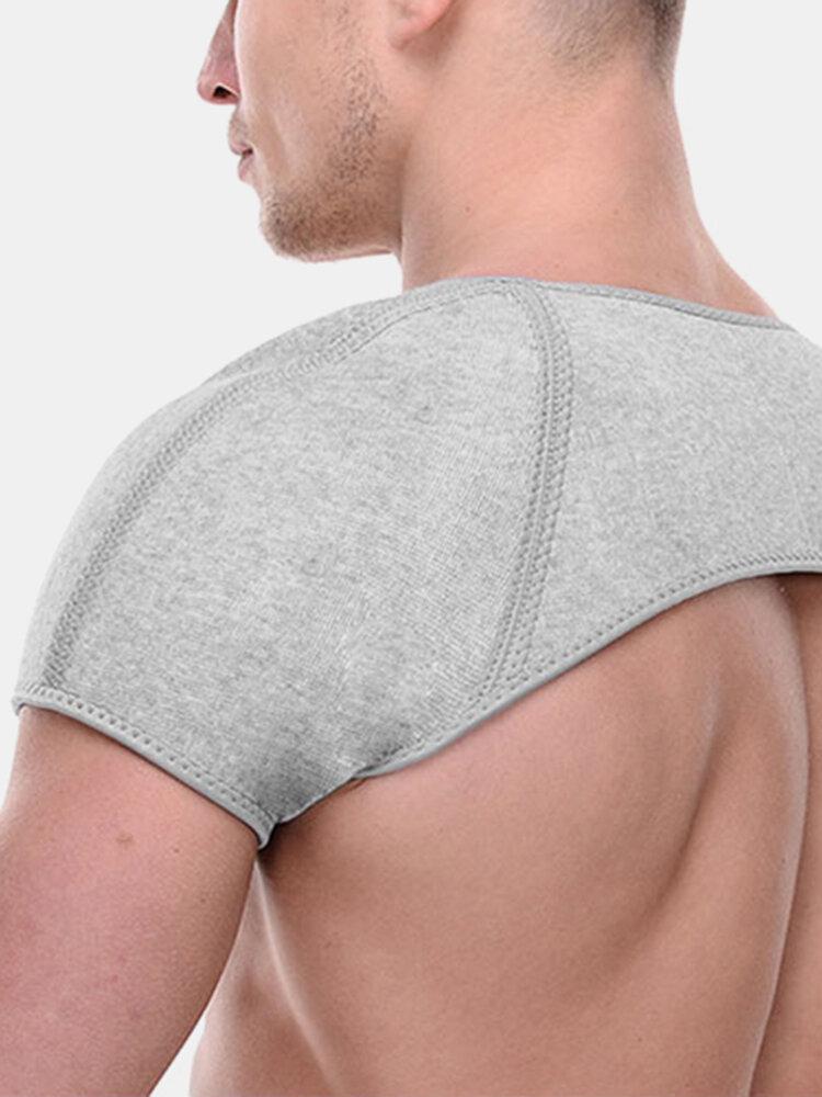 Men Elastic Adjustable Double Breathable Sports Shoulders Support Bandage Fitness strap