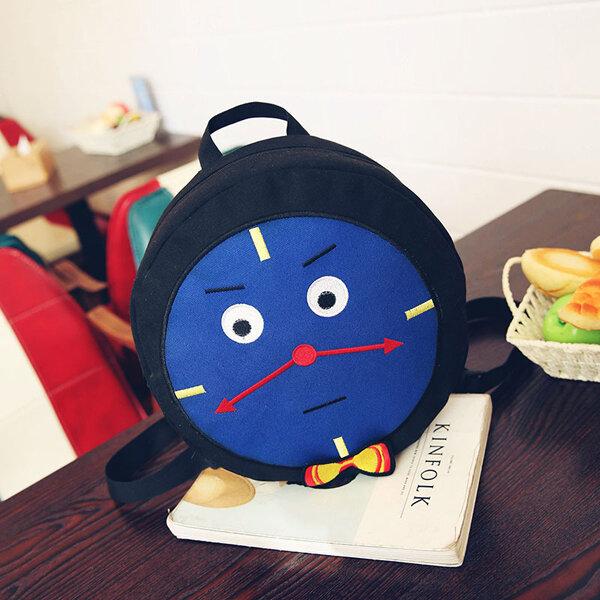 Lovely Style Stylish Locomotive Cartoon Backpack Shoulder Bag