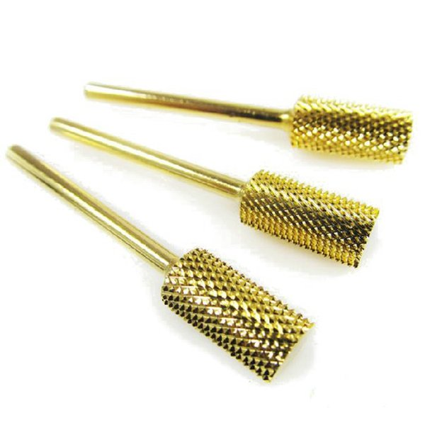 1Pcs Electric Carbide Nail Art Manicure Files Drill Bits
