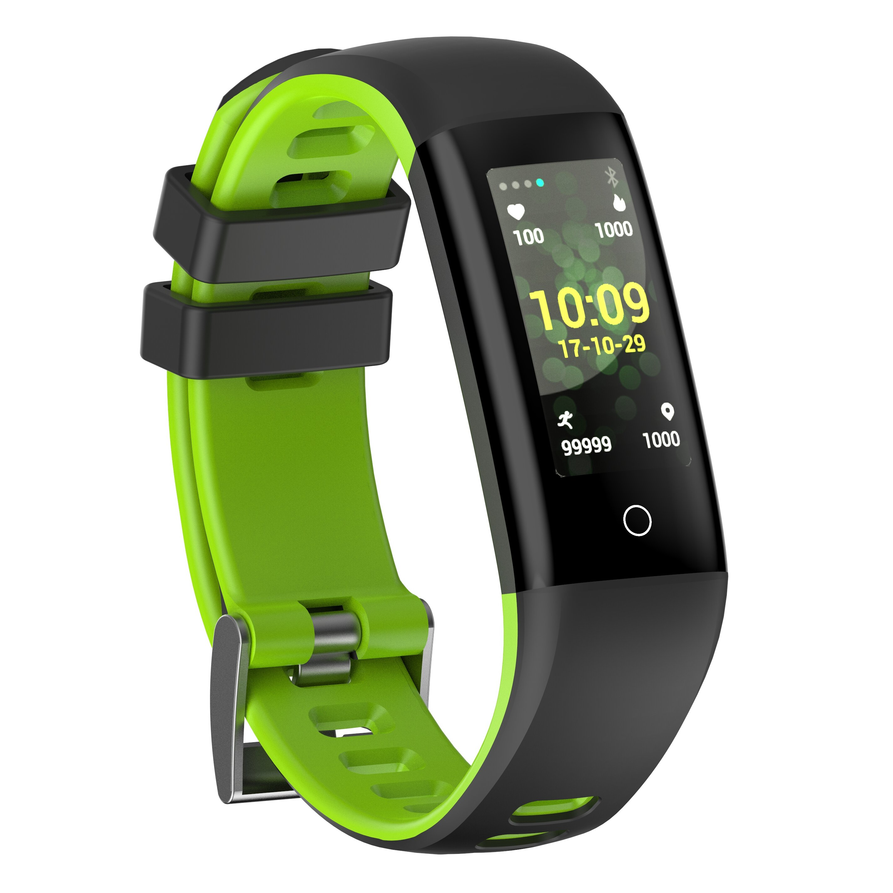 72e16340b9b7f4 Best cheap Bakeey G16 0.96 inch Color Screen Blood Pressure Heart Rate  Monitor Bracelet Smart Watch for iOS Android - NewChic