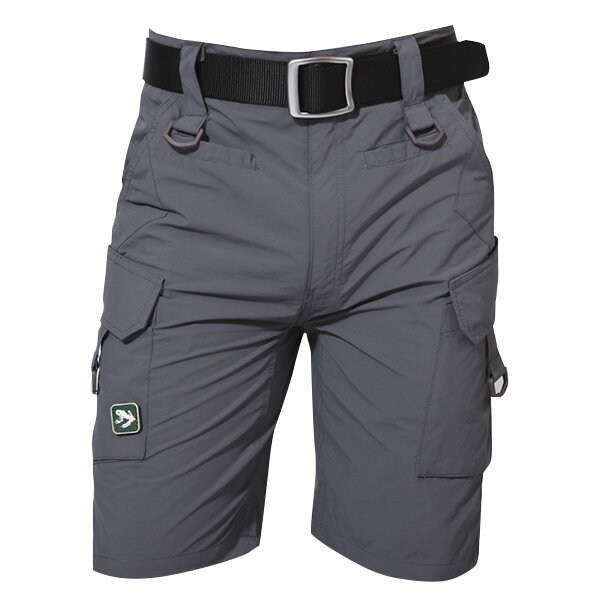 Mens Outdoor Quick-drying TAD Tactical Shorts Multi-pocket Sport Shorts