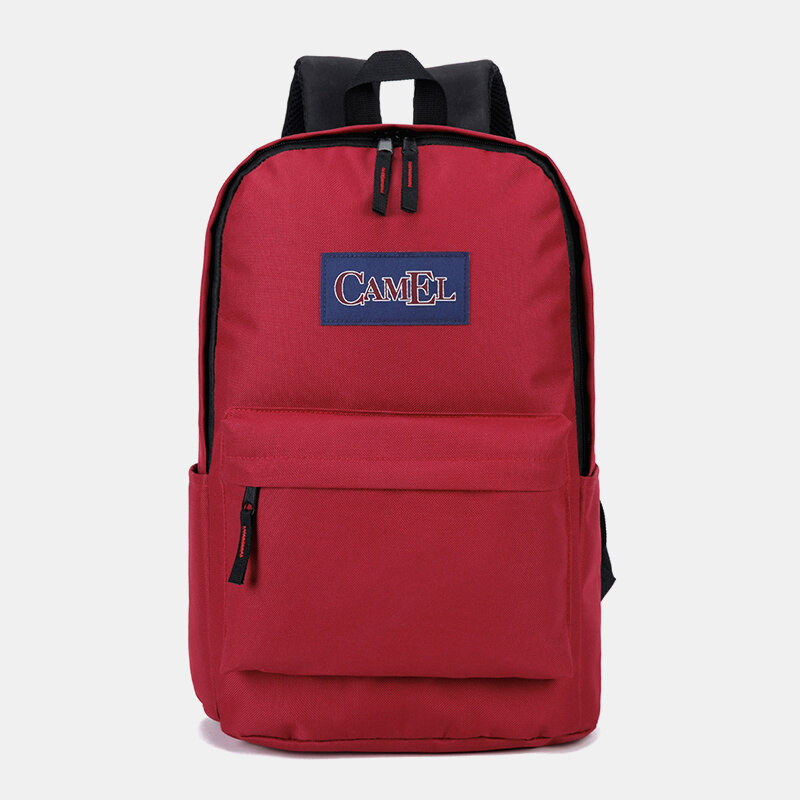 Women 18.5L Polyester Multi-pocket Large Capacity Climping Backpack