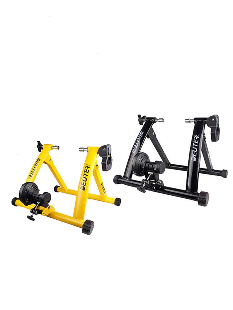 フィットネスキックバイクローラートレーナートレーニング屋内自転車ラックサイクリングプラットフォーム