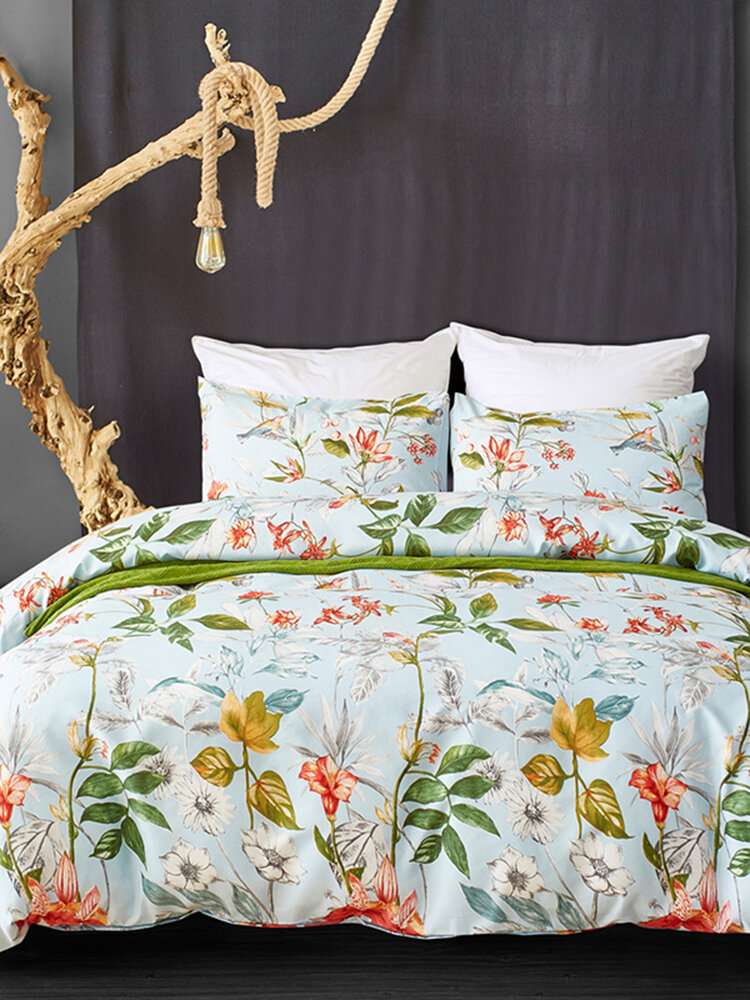 Hot Selling Home Textile Three-Piece Supply Cover Set Bedding 3 Suites