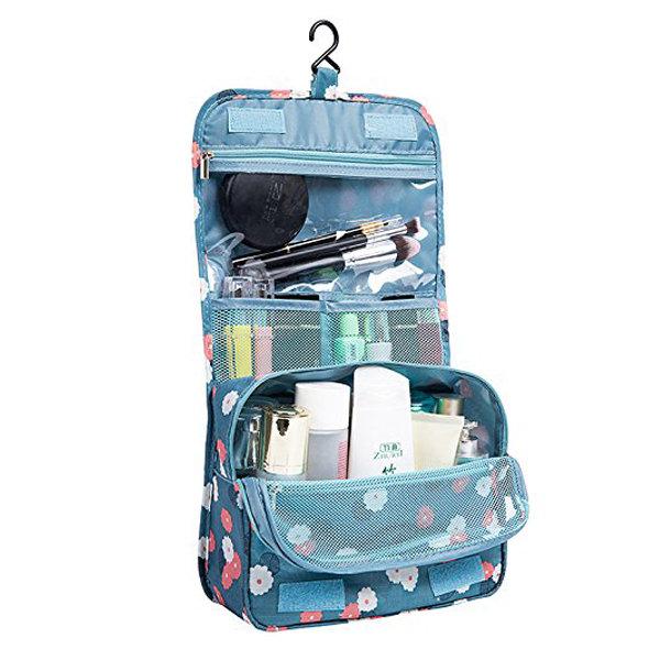 Women Travel Cosmetic Makeup Storage Bag Hanging Organizer Bag is Cute-NewChic