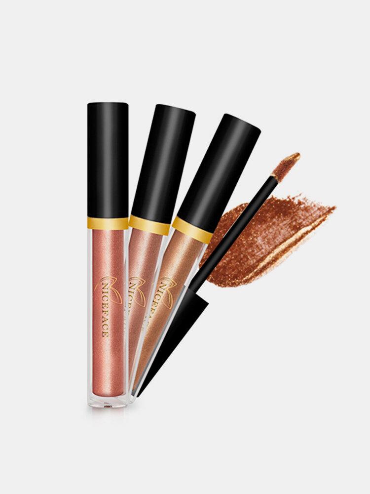 NICEFACE Eyeshadow Liquid Charming Diamond Shiny Glitter Eye Highlighter Cosmetic