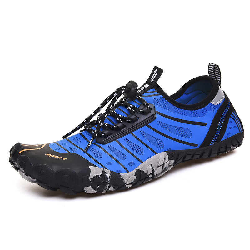 Men Fabric Non Slip Multifunctional Quick Drying Casual Water Shoes