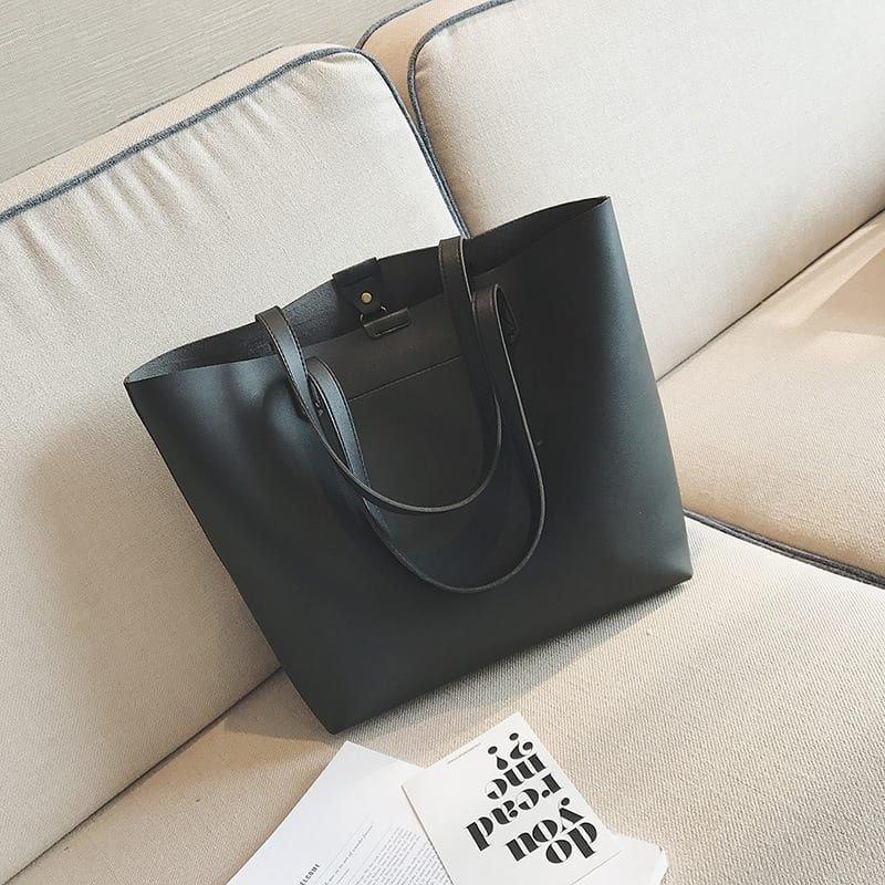 Large-Capacity Multi-Functional  Canvas Shoulder Bag